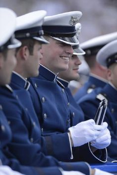 Highlights from the 57th U.S. Air Force Academy graduation Thursday, May 28, 2015, at Falcon Stadium on the Air Force Academy. The Class of 2015 saw about 840 graduates.  (The Gazette, Christian Murdock)