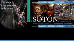 #VisitaPozoSoton abre todos los días del año, excepto los domingos