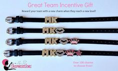 Mary Kay MK inspired team Incentive gifts #bling #sparkle #createyoursparkle #jewelry #personalizedaccessories #glitter #marykay #mk #teamgift #teamincentive #incentive gift
