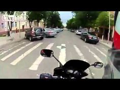 Motorcycle Crash - Motorcycle Accident