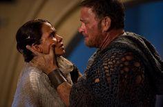 Rok 2012: Halle Berry a Tom Hanks. Vo filme Atlas Mrakov si zahrali hneď niekoľko postáv. Autor: Jay Maidment/ collider.com