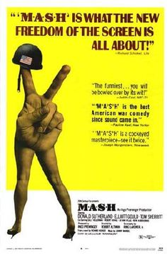 What are the top five Robert Atlman movies based on their soundtracks? (Image: Theatrical release poster for M*A*S*H (1970). Fair use via Wikimedia Commons.)