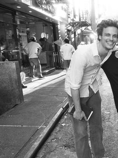 Matthew Gray Gubler. I am SO in love with him!