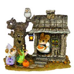 Halloween Night Wee Forest Folk Mice