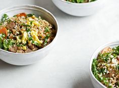Kale Fried Rice