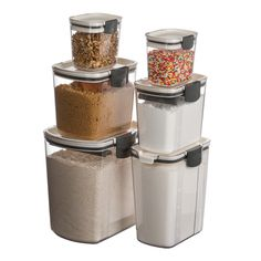 ProKeeper® 6 pc. Baker's Storage Set