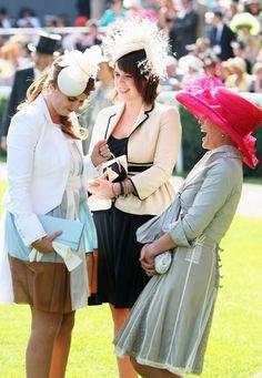 Princesses Beatrice & Eugenie, Autumn Philipps