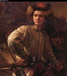 Rembrandt. The Polish Rider. 1655. Oil on canvas. The Frick Collection, New York, USA