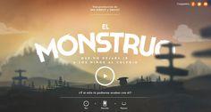 El Monstruo http://www.corsowebdesignerfreelance.it