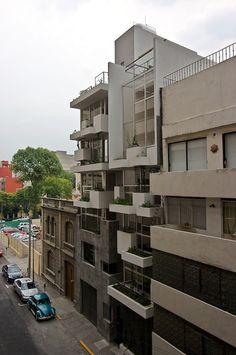 Edificio Rio Papaloapan - Taller 13 Arquitectos - Tecno Haus