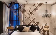 Duplex Apartment by Moriq Studio - bedroom design