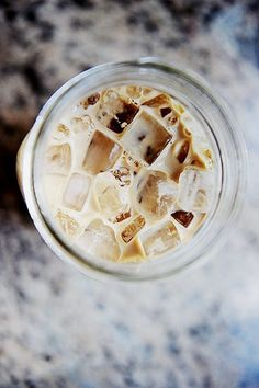 Add an extra kick to your morning iced coffee with a dash of cinnamon.