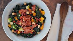 Recipe: Hearty Kale And Pomegranate Winter Salad