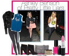 """Pretty Little Liars: Ashley Benson"" by heavenlyheather on Polyvore"