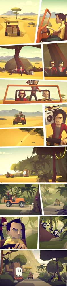 Laidback Luke & Peking Duk - Mufasa (Official Video) on Behance