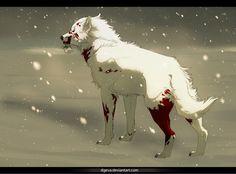 Wolf's Rain - Kiba by DGeva on @DeviantArt