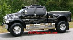 Ford F650.... My baby!!!