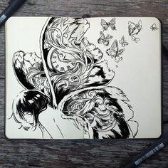 Gabriel picolo's drawing again ! ;) Love this ! :D