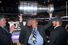 Bob Miller And Nick Nickson: 2012 Playoff Expectations Started Low For LA Kings, But Quickly Skyrocketed