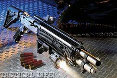 "Remington 1100 ""Devastator"" shotgun by Elite Tactical Advantage"