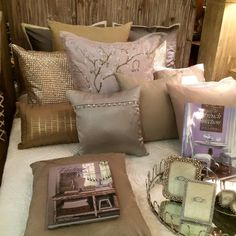Having fun with some new decor!!! Come check us out if you are in Tampa! www.robynstorydesigns.com Have Fun, Bedrooms, Throw Pillows, Boutique, Check, Home, Decor, Toss Pillows, Decoration