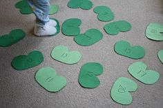 Frog themed ideas: Had some good ideas and resources for math. (Printed out lilly pad grids from pre-kinders.)