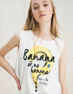 Estampadas - T-shirts - MULHER - MULHER - Bershka Portugal Mais