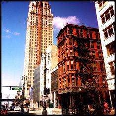 Grand Trunk Pub 612 Woodward Ave Detroit Michigan