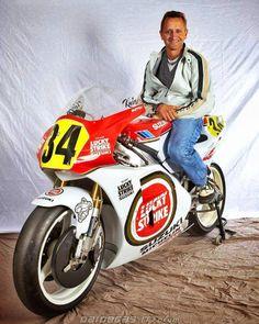 Kevin Schwantz GP500