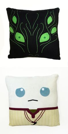 This awesome Solas pillow has the option of being double sided with Solas as we know him on one side and Fen'Harel on the other. It's the perfect accent piece for any Sollavelan shipper or any person who admires the Dread Wolf.     Follow us on Facebook at www.facebook.com/lsowonders #solas #solavellan #lavellan #fenharel #dread #wolf #dai #dragonage #dragon #age #mythal #dalish #elf #companion #love #interest #etsy #pillow #geeky #nerd #nerdy #decor
