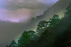 Misty Mountains by Lou Lu on 500px