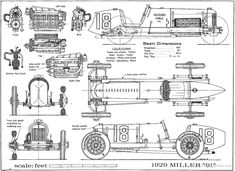 1923 cyclecar plans art pinterest cars pedal car and cycling vector blueprint indycar google search malvernweather Gallery