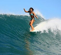 Longboard #Surfer, #surfing, surfers, waves, ocean, beaches, shores