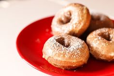Mighty-O French Toast donut www.mightyo.com #vegandonut #nonGMO #organicdonut