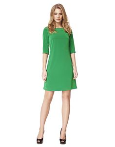 LaDress by Simone - Joni - emerald green Emerald Green Dresses, Every Woman, Spring Summer Fashion, Bridesmaid Dresses, Bridesmaids, Dresses Online, Cold Shoulder Dress, Dresses For Work, My Style