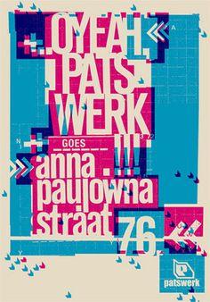 patswerk 13 poster by patswerk