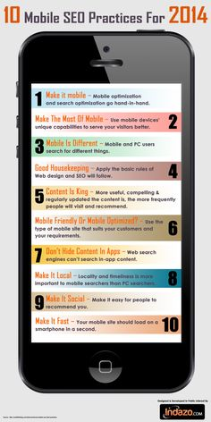 10 #Mobile #SEO Practices for 2014   Propel Marketing– -http://bit.ly/1my89tO