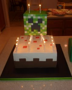 minecraft birthday cakes | Featured Sponsors