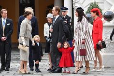 Billionaire brewing heiress Tatiana Santo Domingo and her husband Andrea Casiraghi welcomed their third child in Monaco on Saturday. Princess Caroline Of Monaco, Princess Stephanie, Princess Charlene, Grace Kelly, Patricia Kelly, Beatrice Borromeo, Andrea Casiraghi, Adele, Monaco Royal Family
