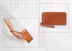 Portemonnaie in caramel Wallet, Bags, Fashion, Pocket Wallet, Handbags, Moda, Totes, Fasion, Lv Bags
