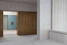 kunsthaus extension zurich david chipperfield designboom