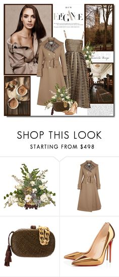 """""""Love of beauty is taste. The creation of beauty is art!!"""" by lilly-2711 ❤ liked on Polyvore featuring Prada, Christian Dior, Gucci, Serpui and Christian Louboutin"""