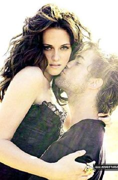Kristin Stewart & Robert Pattinson