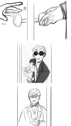 Read from the story Good omens pics by (Squipy🏳️🌈) with reads. Good Omens Book, Michael Sheen, Terry Pratchett, Fandoms, Angels And Demons, Cartoon Movies, Crowley, Best Couple, Movies And Tv Shows