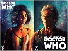@ComicsTitan Announce Special #SDCC 2017 #DoctorWho Issue