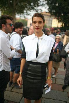 sleek and chic