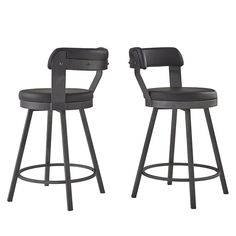 Trent Austin Design Berrin Bar Counter Swivel Stool (Set of , Stools For Kitchen Island, Counter Bar Stools, Swivel Bar Stools, Bar Furniture, Furniture Deals, Contemporary Bar Stools, Counter Height Dining Sets, Dining Room Bar, Modern Industrial