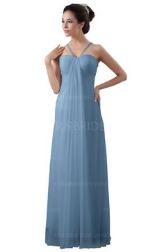 ff9d17abd76 ColsBM Erin Informal A-line Spaghetti Sleeveless Floor Length Ruching Plus  Size Bridesmaid Dresses