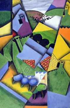 Juan Gris  José Victoriano (Carmelo Carlos) González-Pérez (March 23, 1887 – May 11, 1927), better known as Juan Gris (Spanish pronunciation: [ˈxwaŋ ˈgɾis]), was a Spanish painter and sculptor who lived and worked in France most of his life. His works, which are closely connected to the emergence of an innovative artistic genre—Cubism—are among the movement's most distinctive.