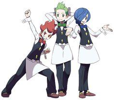 pokemon gym leaders - Google Search